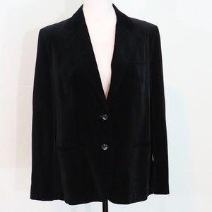 Vintage Lane Bryant velvet blazer 18 - 20